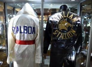 """Sylvester Stallone subastará recuerdos de """"Rocky"""""""