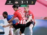 Erick Gutiérrez volvió a ser titular con PSV después de 434 días