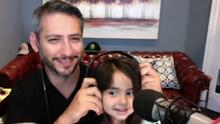 La hija de El Caballo se cuela en el show y el Rorrito celebra su cumpleaños #3