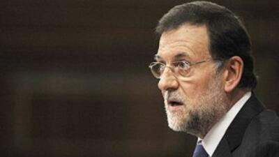 Mariano Rajoy fue elegido presidente del gobierno español
