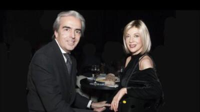 Edith González y su esposo son mencionados en el diario de la esposa de Javier Duarte