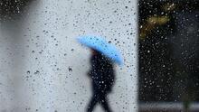 No olvides el paraguas: Houston tendrá una tarde de miércoles pasada por agua