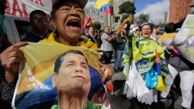 Expresidente de Ecuador Rafael Correa es vinculado a un juicio penal por el secuestro de un opositor