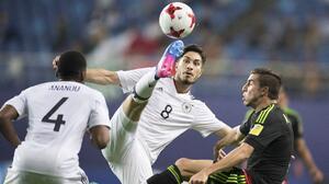 México se acerca a octavos tras empatar ante Alemania en Mundial Sub-20