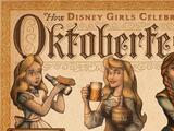 Según esta infografía las princesas de Disney también celebran el 'Oktoberfest' con una cerveza