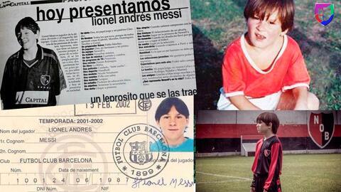 Llena de humildad: Así fue la entrevista inédita a Lionel Messi cuando tenía solo 13 años
