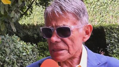 Héctor Suárez no contiene las lágrimas al recordar el apoyo de su público durante su estancia en el hospital