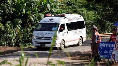 En un minuto: Reanudan el rescate en la cueva de Tailandia