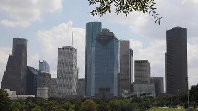 Calor y probabilidad de lluvias para la tarde de este jueves en Houston