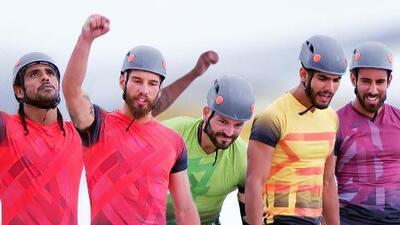 ¿Yann, Adrián, Miguel Ángel, Irving o Alan?: uno de ellos es el hombre más fuerte de Reto 4 Elementos
