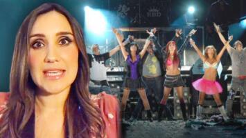 Dulce María da la cara ante sus fans y lamenta no poder estar en el reencuentro de RBD