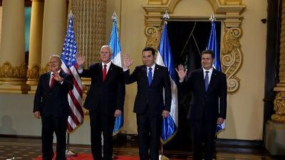 Cómo se destruye la buena política exterior: Centroamérica y la inmigración