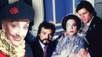 Muere actriz de 'Cuna de lobos' y 'Simplemente María', entre otros clásicos de las telenovelas