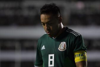 En fotos: México se va sin revancha y con derrota frente a su público contra Chile