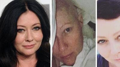 Shannen Doherty se recupera en Cancún luego de tratarse el cáncer de mama
