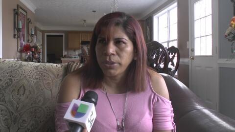 Madre de Nicaragua ve su futuro trucado tras la cancelación del TPS