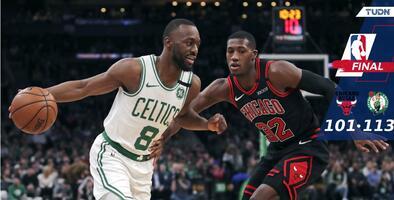 Boston genera una tempranera ventaja y se impone a Chicago