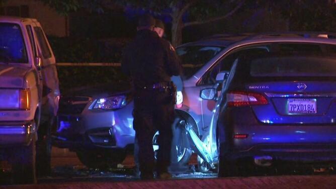 Una persona muere y otras seis resultan heridas tras un choque múltiple que involucró a siete vehículos