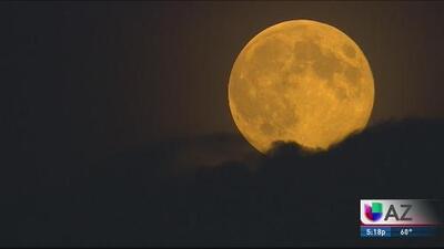 La super Luna de sangre se podrá apreciar el último día de enero