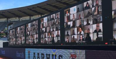 Se reanuda el futbol en Dinamarca con 10 mil aficionados