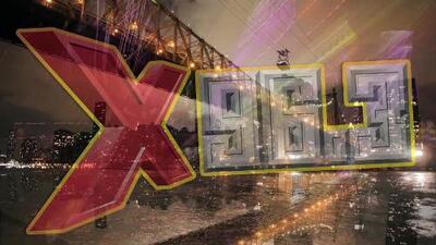 La X hace historia en Six Flags con su concierto de celebracion de la independencia con J Alvarez, Bad Bunny, Jory Boy y de la casa el Matatan Dj Lobo y el Dream team de la x963fm