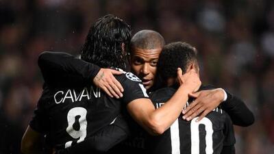 ¡Vuelve el tridente de lujo para la Final de la Copa de Francia! Neymar, Mbappé y Cavani ante el Rennes