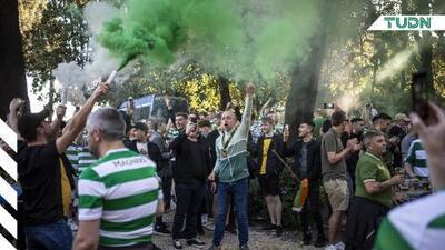 Apuñalan a seguidores del Celtic en Italia