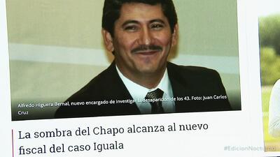 """Un amigo íntimo de """"El Chapo"""" investigará caso Ayotzinapa"""