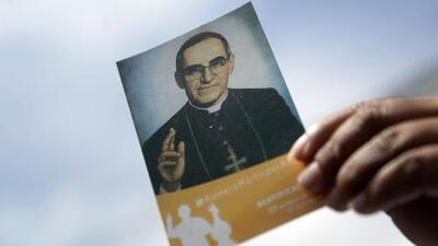 "Monseñor ""scar Arnulfo Romero fue proclamado beato"
