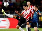 El PSV de Erick Gutiérrez se metió a la Europa League