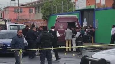 Niño muere alcanzado por una bala perdida en plena de calle cuando caminaba junto a su madre