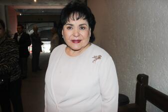¡Echan a Carmelita Salinas de la política!