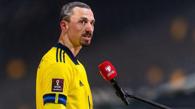 Oficial: Zlatan Ibrahimovic no disputará con Suecia la Euro 2020