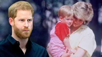 'Papá Harry' relata lo duro que fue perder a su madre y cómo su hijo Archie llegó para cambiarle la vida