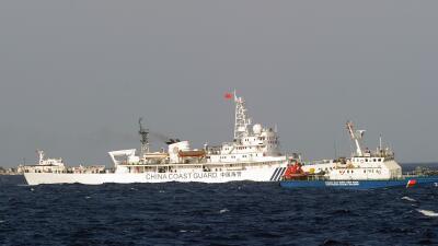 Barco destructor de EEUU enciende tensiones con China