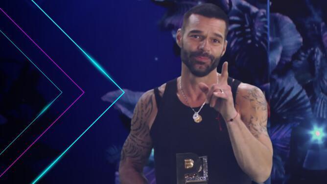 """""""Ustedes deben ser agentes de cambio"""": Ricky Martin cuenta con sus fans para lograr un mundo mejor"""