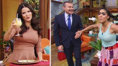 DAEnUnMinuto: Mela quiere ser la niñera del bebé de Alan, y Ana Patricia brindó por todos los dominicanos