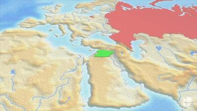 Animación: Siria y Rusia aliados de larga data