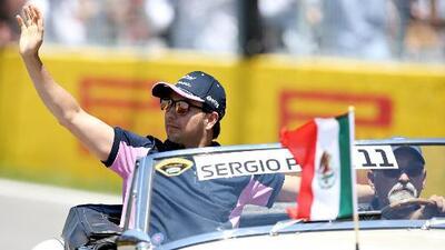 """Sergio Pérez tras continuidad del GP de México: """"Es un momento único"""""""