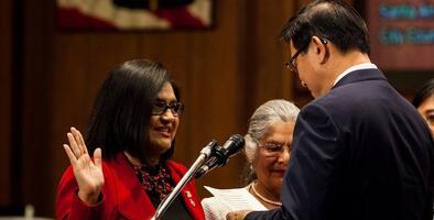 Por voto popular destituyen a la concejala salvadoreña de Santa Ana, Ceci Iglesias