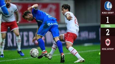 Omar Govea y su Royal Antwerp ganan y anhelan pelear por la Jupiler Pro League