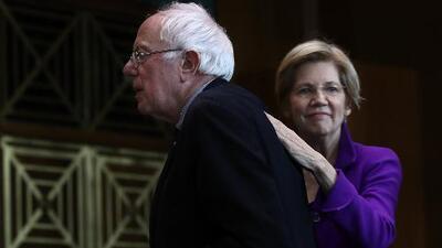 Las deudas estudiantiles encienden el debate demócrata desde el Congreso: ¿qué proponen Warren y Sanders?