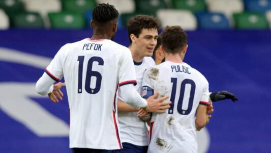 El Team USA jugará partido amistoso ante Costa Rica en Salt Lake City