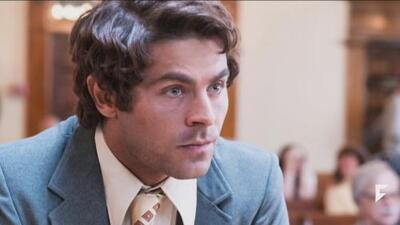 Zac Efron plays the infamous serial killer Ted Bundy