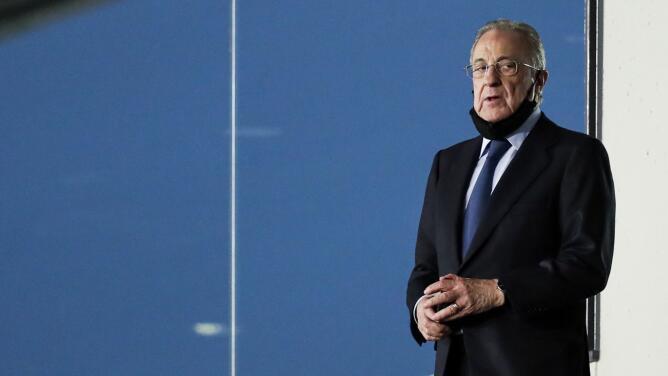 Florentino Pérez afirma que la Champions ha perdido interés
