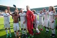 El Paris Saint-Germain, con goleada de escándalo, conquistó su sexto título de Ligue 1