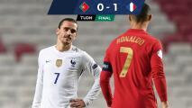 ¡Adiós Cristiano Ronaldo! Francia elimina a Portugal de la UEFA Nations League