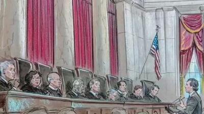 En medio de protestas, Corte Suprema escucha argumentos sobre la inclusión de la pregunta de ciudadanía en el censo 2020