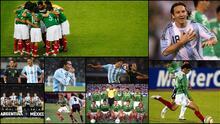 ¿Es México mejor que Argentina?