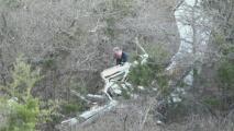 Una avioneta se estrella en una zona rural del condado de Hood, en Texas